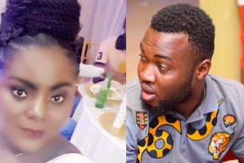 Ghana's finest & hardworking manager – Kwasi Bonsu proposes to Precious