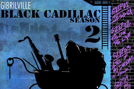 Gibril releases 1st single of Black Cadillac Season 2 album