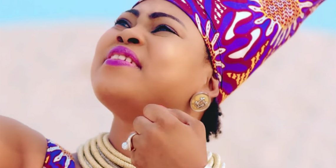 "My song ""The Lord's Prayer"" is a powerful prayer song – Joyce Blessing"