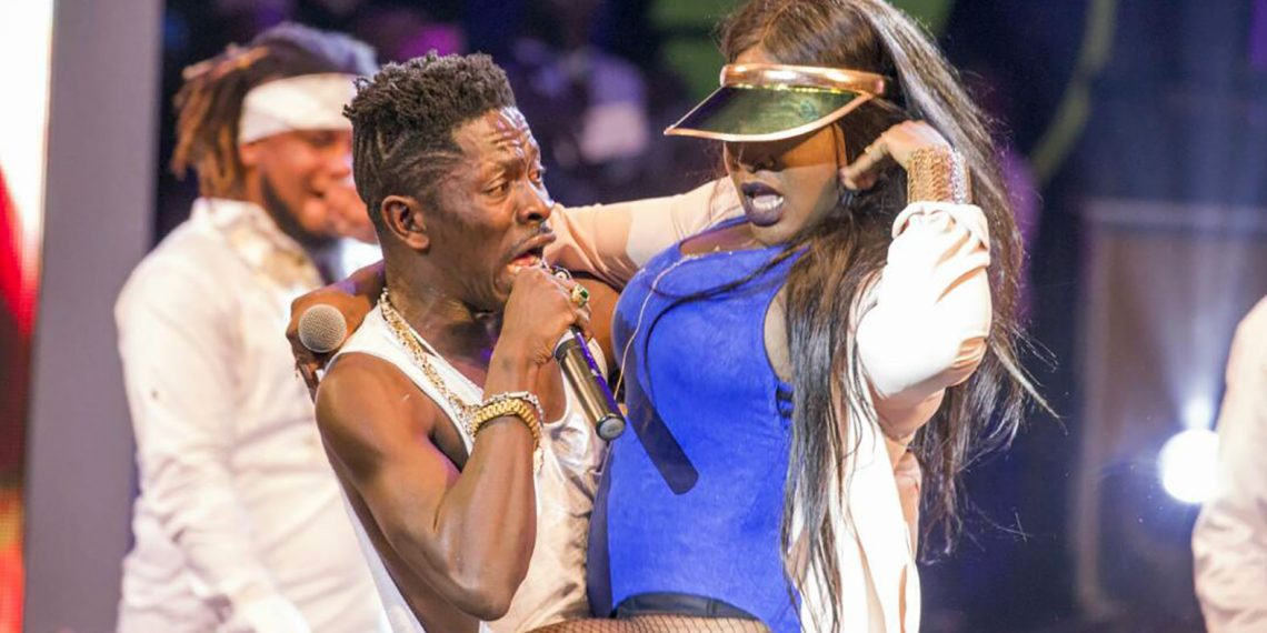 Video: Shatta Wale crowned Best Performer at Ghana Meets Naija '17