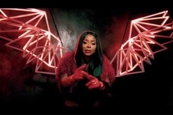 Video Premiere: Barima No by Stephanie Benson feat. Okyeame Kwame