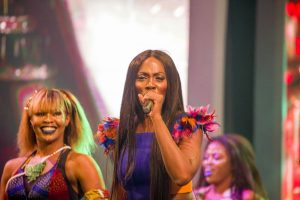 Video: Tiwa Savage's performance at Ghana Meets Naija '17