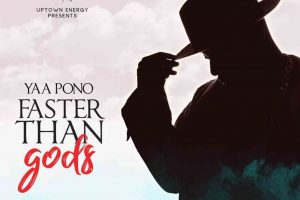 Yaa Pono drops album cover art for 'Faster Than Gods'
