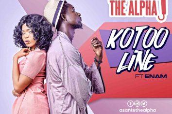 Audio: Kotoo Line by Asante The Alpha feat. Enam