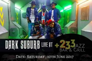 Dark Suburb Live at+233 Jazz Bar & Grill