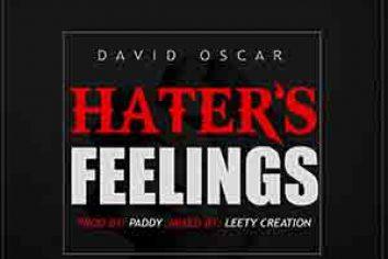 Audio: Hater's Feeling by David Oscar