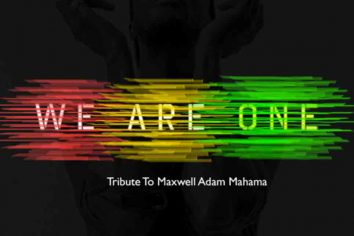Audio: We Are One (Tribute to Maxwell Adam Mahama) by EL