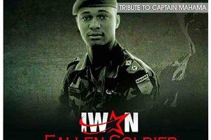 Audio: Fallen Soldier (Way Back Riddim) by IWAN