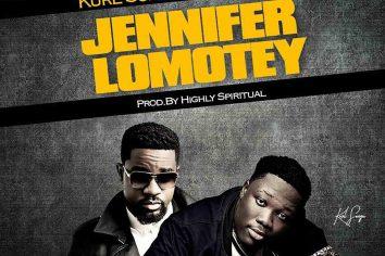 Audio: Jennifer Lomotey by Kurl Songx feat. Sarkodie