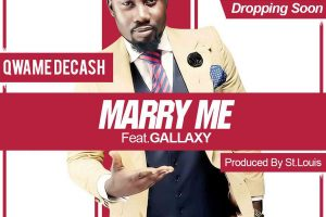 Qwame Decash features Gallaxy on new single