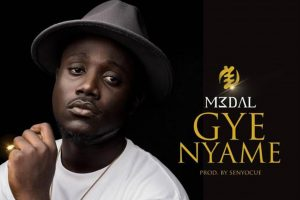 'Gye Nyame', The new anthem by M3dal