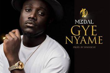 Audio: Gye Nyame by M3dal