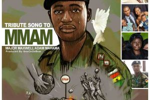 Audio: MMAM (Tribute Song To Capt. Maxwell) by Ras Kuuku