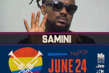 Samini to rock 4th Madaraka Festival concert