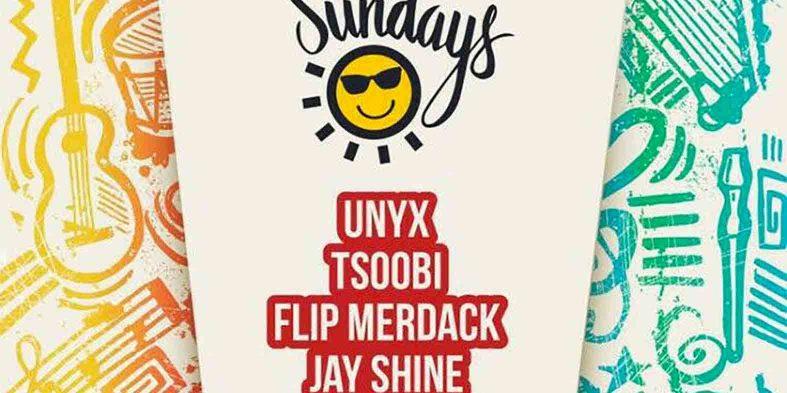 Serallio Sundays with Tsoobi, Jay Shine & more