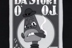 Audio: The Story Of OJ by Ball J