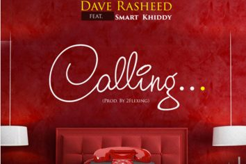 Audio: Calling by Dave Rasheed feat. Smart Khiddy