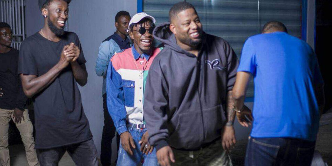 DJ Breezy surprises D-Black with 5 years appreciation hangout