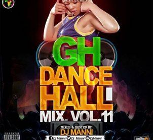 Audio: Dancehall Vol. 11 by DJ Manni