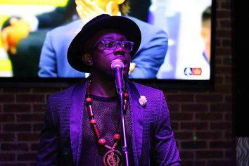 USA Dancehall Act Jah Shanti in Ghana Ahead of album release