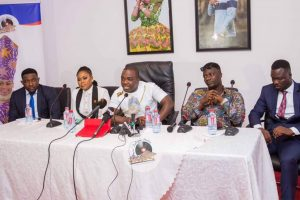 Video: Joyce Blessing & Rapper Obibini signs 4 years deal with Zylofon Media