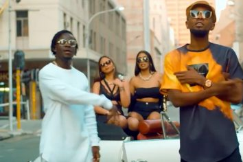 Video Premiere: Whine by Jupitar feat. PatoRanking