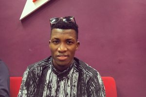 I'm the King of punchlines – Kofi Kinaata