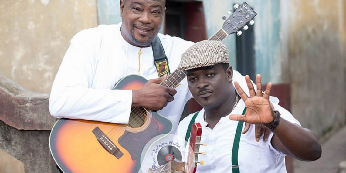 Video: Kumi Guitar's 'Dream' music video premiere with highlife legends press conference