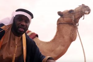 Video Premiere: Hold You by Lethal Bizzle feat. Mostack