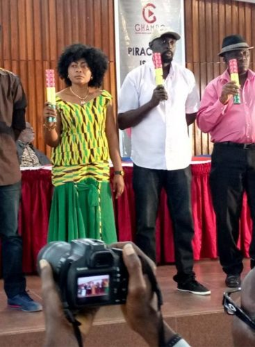 New GHAMRO board officially sworn in