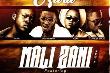 Audio: Mali Zani remix by Nuru ft. ShappaMan, Keko & Stanley Enow