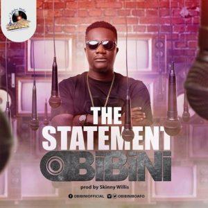 The Statement by Obibini