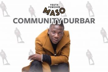 MASO Brand Ambassador, Stonewboy, to interact with cocoa farmers