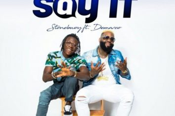 Audio: Say It by Stonebwoy feat. Demarco