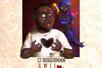 CJ Biggerman shares artwork for new single – 'Ewi'