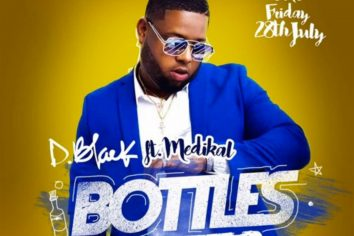 Audio: Bottles by D-Black feat. Medikal