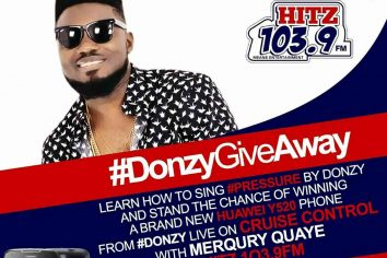 Donzy to give away Huawei Y520 fone to fan