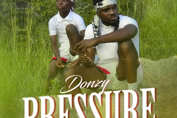 Audio: Pressure by Donzy