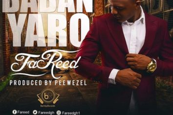 FaReed back again with another hiphop tune