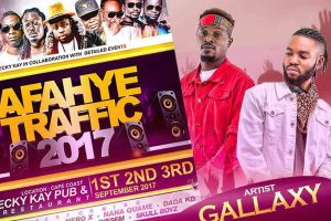 Gallaxy storms Cape coast this Weekend for Oguaa Fetu Afahye
