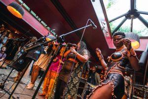 Wiyaala joins all female band