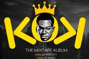 Koo Ntakra unveils official artwork for upcoming mixtape