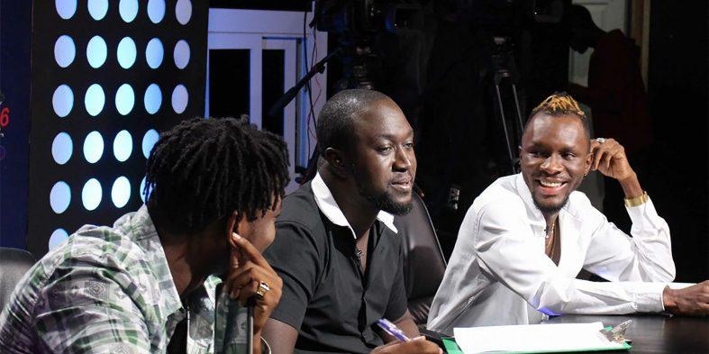 Magnom, Richie Mensah & DJ Breezy for MTN Hitmaker 2017 (Next Level)