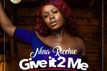 Audio: Give It 2 Me by Nina Ricchie feat. D-Black
