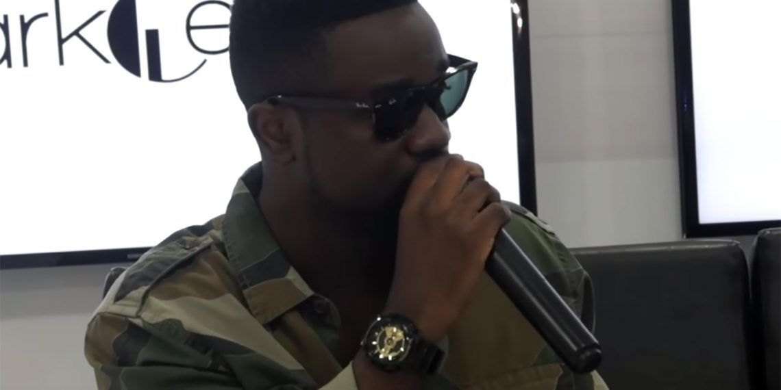 Video: Sarkodie's 'Highest' album press listening