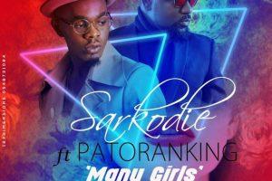 Audio: Many Girls (Kankpe) by Sarkodie feat. Patoranking