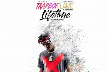 TrapBoi Flame drops 'Lifetime' single & video