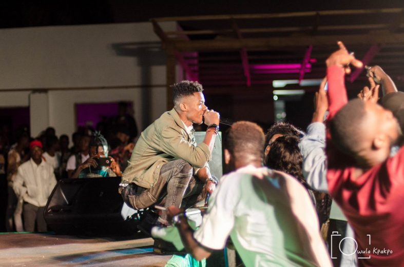 """Magnom shuts down Accra with """"We Speed Concert"""""""