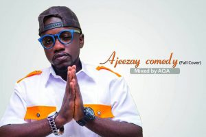 Ajeezay sings about comedy life on new song