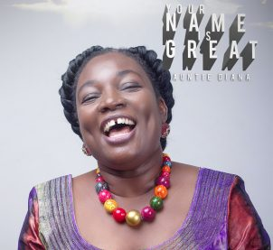 Audio: Your Name Is Great by Auntie Diana